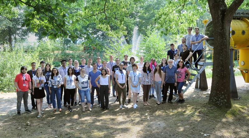 Summer Students 2018